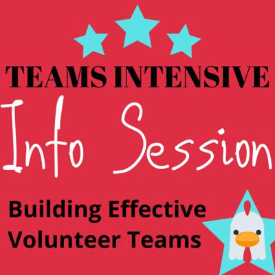 Cover art for Info Session | Teams Intensive