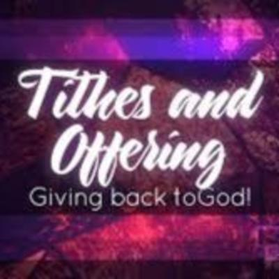 Cover art for Tithe and Offering Part 2B