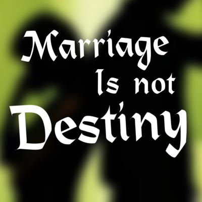 Cover art for MARRIAGE AND DESTINY