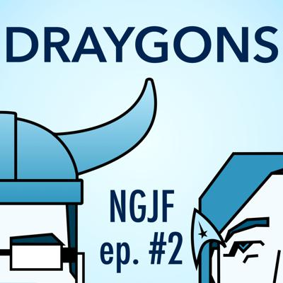 Cover art for Ep. 2: Draygons