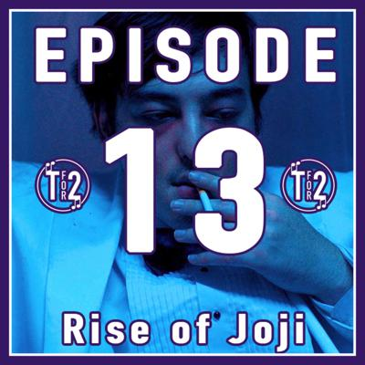 Cover art for Rise of Joji // Ep. 13 (feat. Peachey)