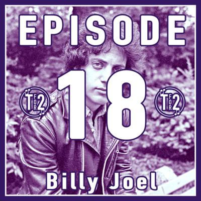 Cover art for Billy Joel's Greatest Hits // Ep. 18