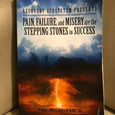 Cover art for Ep.#1 Doc Talk Recovery Radio introduces Prof. Eric McCoy C.A.T.C.II Addiction Expert & Advocate
