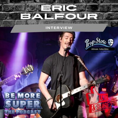 Cover art for Eric Balfour star of Netflix's hit Country Comfort joins us on the show