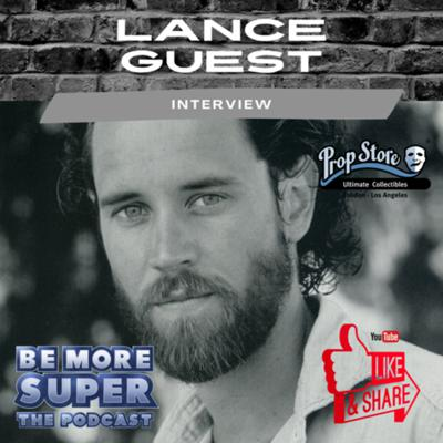 Cover art for Lance Guest star of The Last Starfighter, Halloween 2 and Jaws the Revenge give us an inside look!.