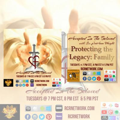 Cover art for Protecting the legacy: Family