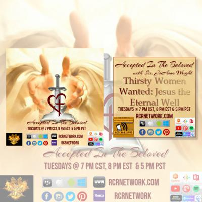 Cover art for Thirsty women wanted: Jesus the eternal well