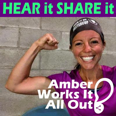 Cover art for Amber Works It All Out