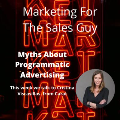Cover art for Myths About Programmatic Advertising