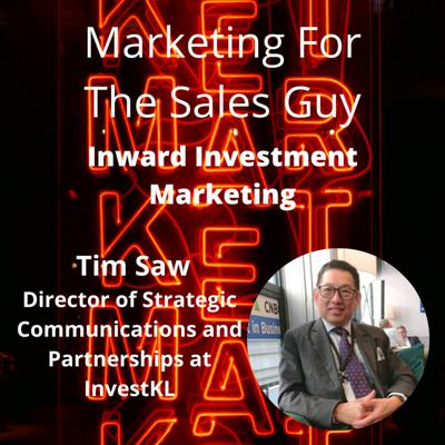 Cover art for Inward Investment Marketing
