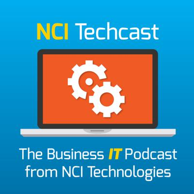 Cover art for NCI Techcast   Preview Episode
