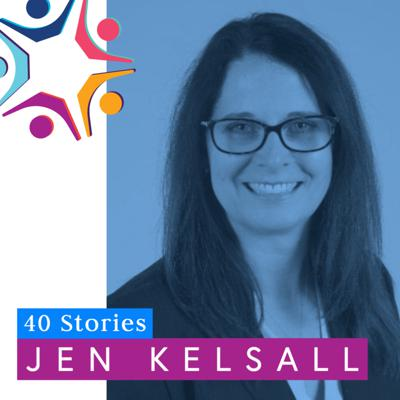 Cover art for Interview with Dr. Jennifer Kelsall