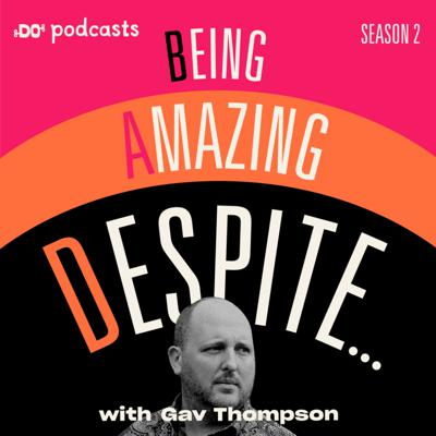 Cover art for S2 EP13 Chris Lovett | Being Amazing Despite...Owning Nothing