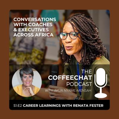 Cover art for Career Learnings w/ Renata Fester, Career Development Specialist in South Africa