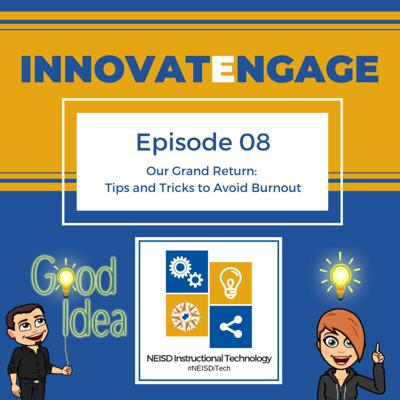 Cover art for Ep. 08 Our Grand Return: Tips and Tricks to Avoid Burnout