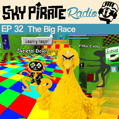 Cover art for Ep32 The Big Race