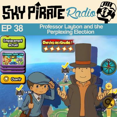 Cover art for Ep38 Professor Layton and the Perplexing Election
