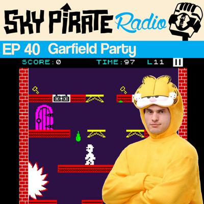 Cover art for Ep40 Garfield Party