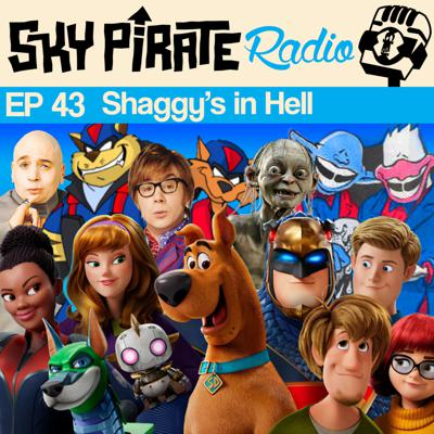Cover art for Episode 43 - Shaggy's in Hell