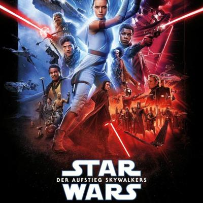 Cover art for Rise of Skywalker