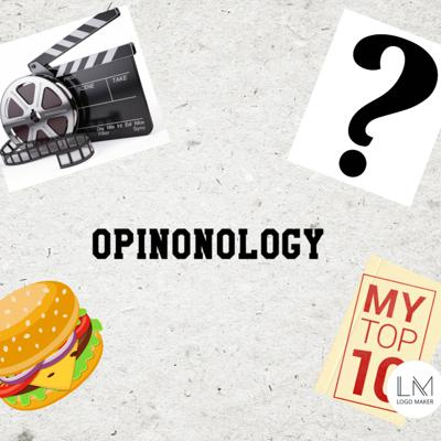 Cover art for Opinionology| Ranking Candies| Ep.1