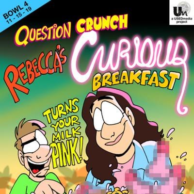 Cover art for 4. Rebecca's Curious Breakfast