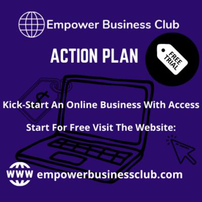 Cover art for Start For Free Empower Business Online