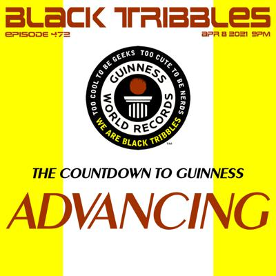 Cover art for Ep 472 - ADVANCING The Countdown To Guinness