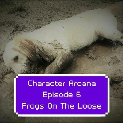 Cover art for EP. 6: Frogs on the Loose