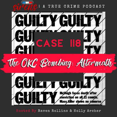 Cover art for Case 118 The OKC Bombing: Aftermath