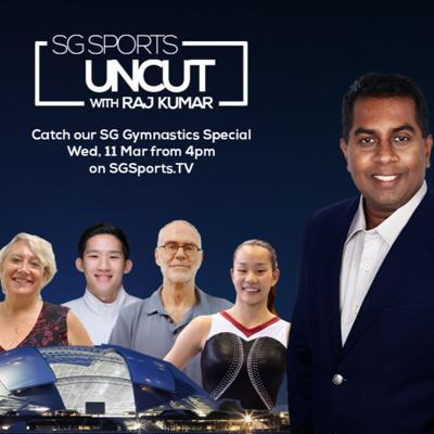 Cover art for SG Sports Uncut [Ep 16] : Singapore Gymnastics aim to win their 1st Olympic Medal by 2040!