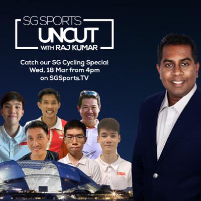 Cover art for SG Sports Uncut [Ep 17] : A 10-YEAR Plan for a Singaporean Cyclist to compete in Tour de France!