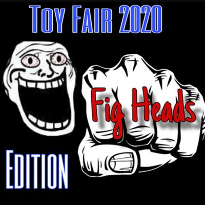 Cover art for Episode 9 : ToyFair Edition