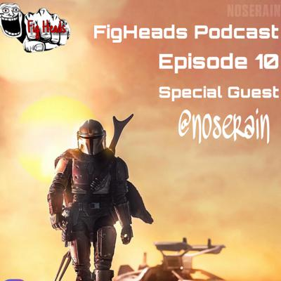 Cover art for Fig Heads Podcast Episode 10( Season Finale) Ft Noserain