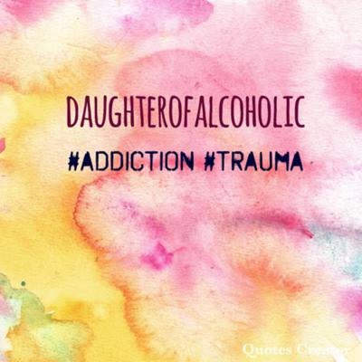 Cover art for Introduction to daughter of alcoholic