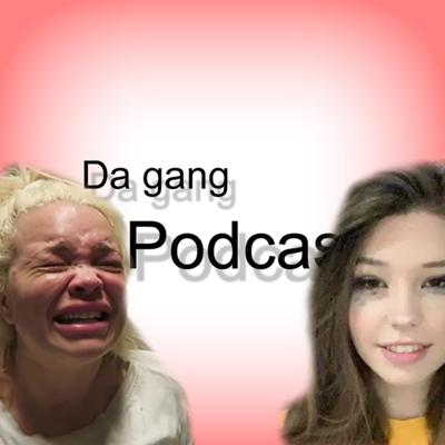 Cover art for PILOT: Trisha the Trans Girl and Belle Delphine the Most Wanted Criminal