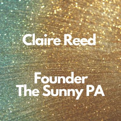 Cover art for Claire Reed, Founder of The Sunny PA