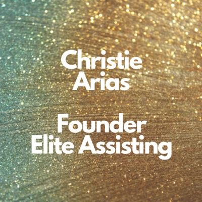 Cover art for Christel Arias, Founder of Elite Assisting