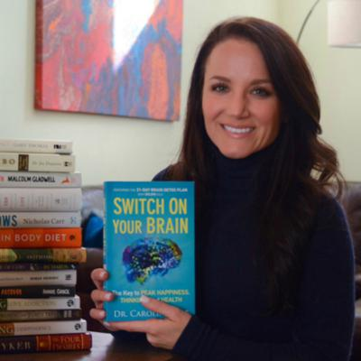 """Cover art for Book Review: """"Switch On Your Brain"""""""