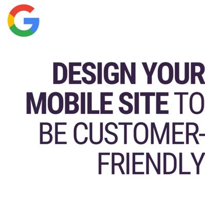 Cover art for Design Your Mobile Site to Be Customer-Friendly