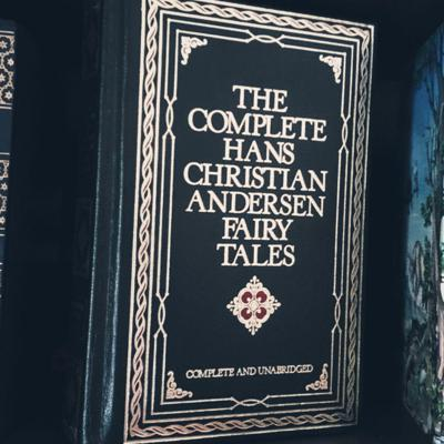 Cover art for Fairy Tales - Little Ida's Flowers, The Storks, and The Money Box by Hans Christian Andersen