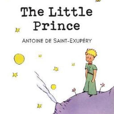 Cover art for The Little Prince by Antoine de Saint-Exupéry - Chapters 21 - 27 (final) (whispered)