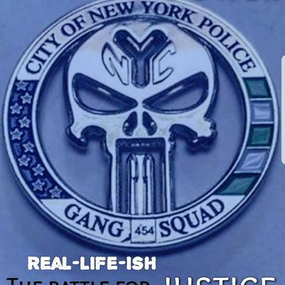 Cover art for The struggle for POWER battle for JUSTICE