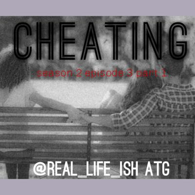 Cover art for CHEATING