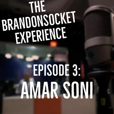 Cover art for Ep. 03 - Amar Soni