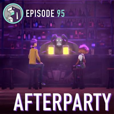 Cover art for Afterparty
