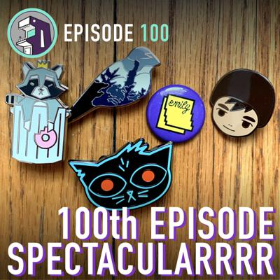 Cover art for The 100th Episode Spectacularrrr!