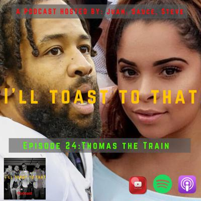 Cover art for Thomas the Train