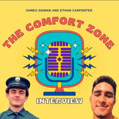 Cover art for Overcoming The Comfort Zone
