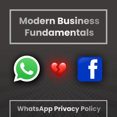 Cover art for Enough! It will NOT affect you. | WhatsApp Privacy Policy | Nickpicks